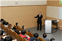 Park Kichul President of Singapore PG Holdings Gave a Special Lecture at his Alma mater, UOU